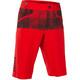 ION Scrub Amp Cycling Shorts Men red